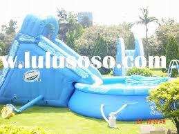 above ground pool slide. Above Ground Swimming Pool Slides ZnrD Slide