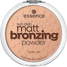 essence | Sun Club Matt Bronzing Powder | 01 ... - Amazon.com