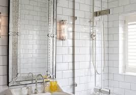 Full Size of Mirror:stunning Beveled Full Length Mirror Inspire Q Dubois  Beveled Multipanel Square ...