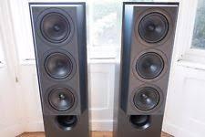 kef 105 speakers. kef reference 105/3 speakers (black ash finish) awesome! kef 105 i