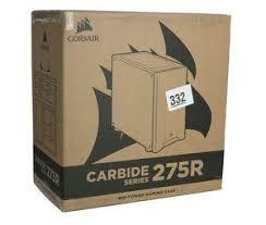 Тест и обзор: <b>Corsair Carbide Series</b> 275R - <b>корпус</b> со строгим ...