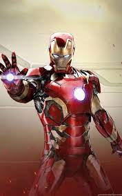 Iron Man iPhone Wallpapers Mobile ...
