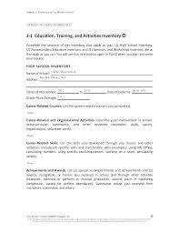 Transferable Skills Worksheet Organizational Skills Worksheets Organizational Skills