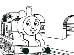 Thomas Train Coloring Book 2 The Train Coloring Pages Free Tank