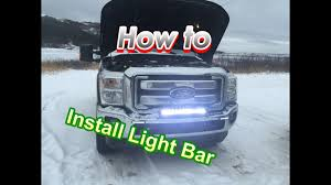 light bar installation and wiring! (in detail) on ford f 250 Proz Led Rocker Switch Wiring Diagram light bar installation and wiring! (in detail) on ford f 250 superduty 24 5'' l e d youtube