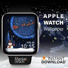 Apple Watch Wallpaper Christmas ...
