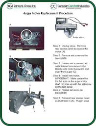 earth stove traditions tp40 owner s manual auger motor installation instructions