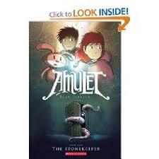 the stonekeeper amulet book 1 kazu kibuishi