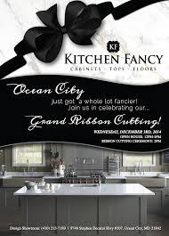 Kitchen Designs Salisbury Md Kitchen Fancy Kitchen Bath Showroom Ocean City Md Gina