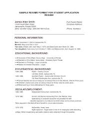 College Resume Builder 2018 Magnificent College Resume Builder Resume Template Directory