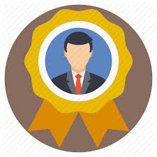 Employee Of The Month Award Team Management By Prosymbols