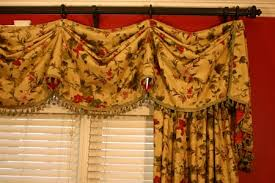 Curtain Sewing Patterns Beauteous Catherine Curtain Valance Sewing Pattern Pate Meadows Designs