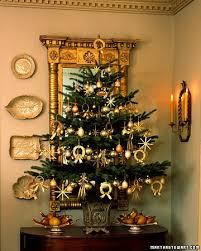 Image Ornaments Lovely Idea For Small Spaces Or For Second Tree Pinterest Lovely Idea For Small Spaces Or For Second Tree Holiday