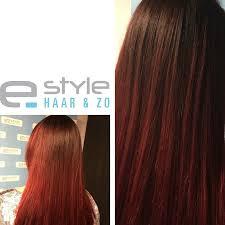 Wat Zal Asblond Op Rood Haar Zijn In Kapsels Halflang Haar
