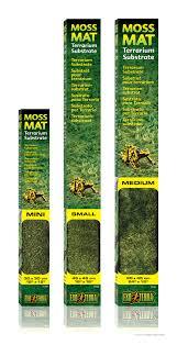 Moss Mats Exo Terra Moss Mat Terrarium Substrate