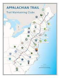 appalachian trail conservancy  learn about trail clubs
