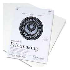 Strathmore 500 Series Riverpoint Printmaking Paper