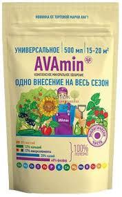 <b>AVA</b>(АВАмин) <b>Универсальное</b>, 500 мл купить, цены в Москве на ...