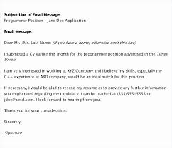 Subject Line For Follow Up Email After Interview Awesome Sample