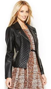 INC International Concepts Quilted Faux Leather Motorcycle Jacket ... & ... INC International Concepts Quilted Faux Leather Motorcycle Jacket Adamdwight.com
