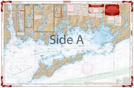 Fishers Island Sound Navigation Chart 60