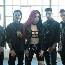 <b>New Years Day</b> (@NYDrock) | Twitter
