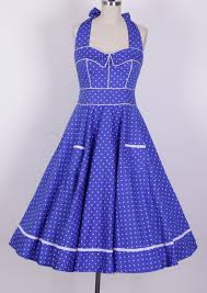 Pin Up Dress Pattern Custom Decorating