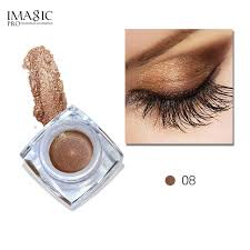 imagic gel eyeshadow cream impermeable larga duración shimmer glow es glitter eyeshadow makeup eyes cream por eugenel 21 99 es dhgate