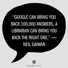 Image result for neil gaiman libraries