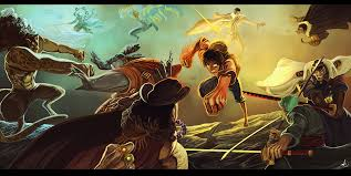 One Piece Zoro 4K Wallpaper (Page 1 ...