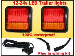led trailer light wiring color led image wiring led lighting top 10 ideas of led trailer light kit led trailer on led trailer light