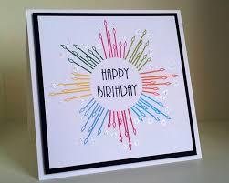 Simple Birthday Card Designs Onwe Bioinnovate Homemade Cards For