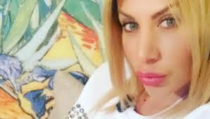 Paola Caruso: è nato suo figlio, il padre Francesco sarebbe ...