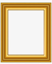 metal photo frames png gold square frame png transpa png 373645