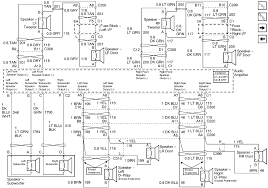 2008 silverado bose radio wiring diagram schematics and wiring gmc envoy do you have wiring diagram for a bose system from