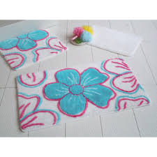 interactive pictures of bathroom decoration with various flower bathroom rug picture of rectangular light