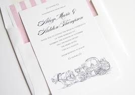 disney cinderella carriage wedding invitations cinderella's carriage fairytale wedding invitations on wedding invitation etiquette carriages