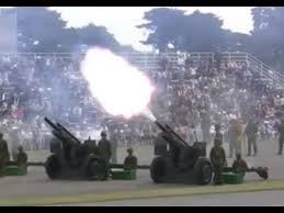 """<b>Tchaikovsky</b> """"<b>1812 Overture</b>"""" with 105mm Cannons 20101017 (2/2 ..."""