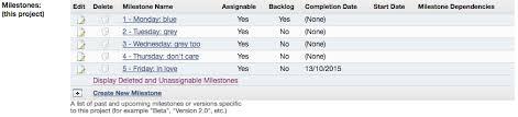 Milestones Basic Topics Fogbugz Knowledge Base