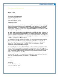 job introduction letter sample  seangarrette coemployment introduction letter sample  employment introduction letter sample   job introduction letter sample