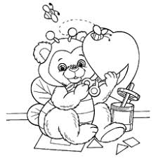 If you're looking for a cute project to do with your kids this valentine's day, these valentines coloring pages are perfect for. Top 44 Free Printable Valentines Day Coloring Pages Online