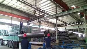 China Gi Chs Hollow Section Thickness Galvanized Steel Pipe