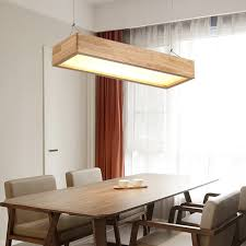 lights for office. A1 Japanese Chandelier Solid Wood Lamp Office Led Living Room Light Dining Table Lights For