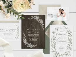 these wedding invitation ideas