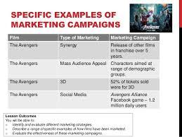 marketing essay 6 specific examples of marketing