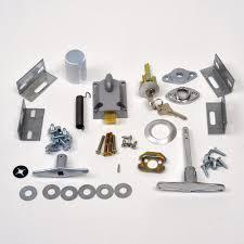 garage door lock kit. Garage Door Lock Cylinder \u0026 T Handle Kit A