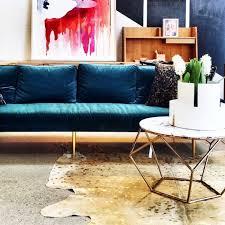blue velvet sofa melbourne beste awesome inspiration