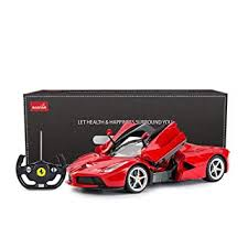 Buy Rastar <b>RC</b> Car <b>1/14 Scale</b> Ferrari LaFerrari Plastic <b>Radio</b> ...