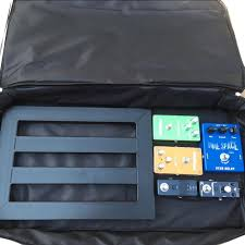 2018 guitar pedal board setup big style diy guitar pedalboard 60 33 10cm portable effects pedal board gig bag soft case universal bag from glenan
