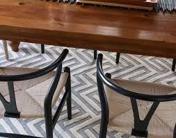 proper size rug for dining room table. table : gratifying proper size rug for dining room shining under apartment therapy delight best kind of